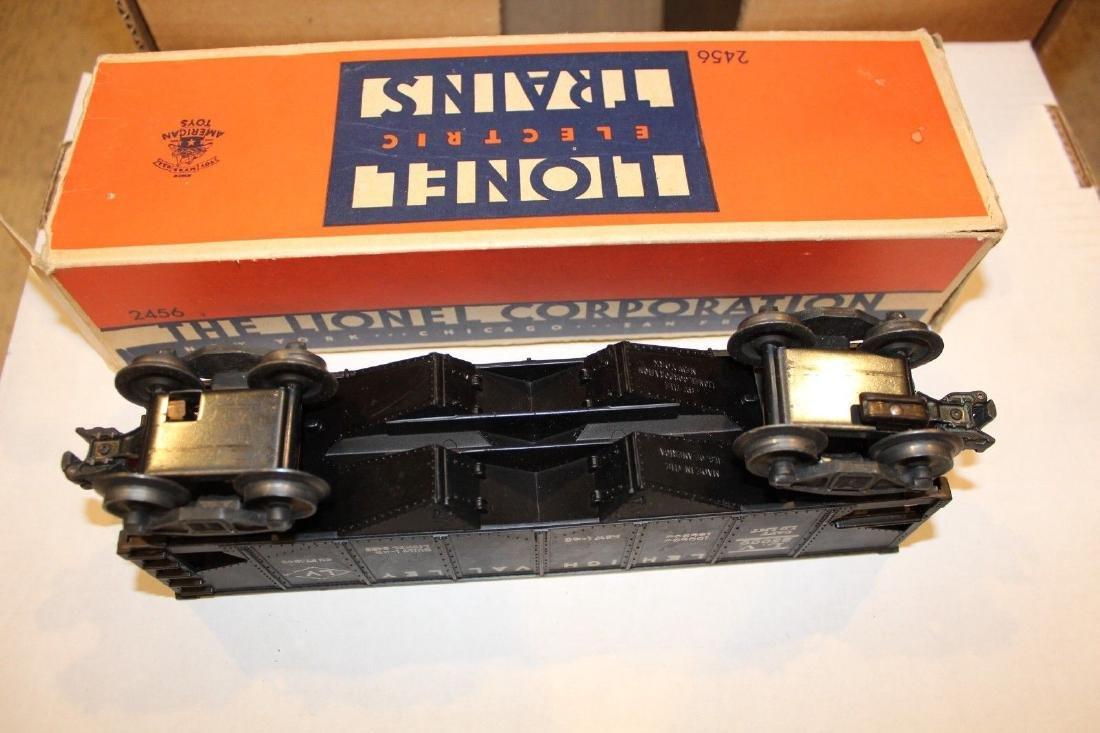 Lionel Postwar 2456 Lehigh Valley Hopper Coil Couplers - 6