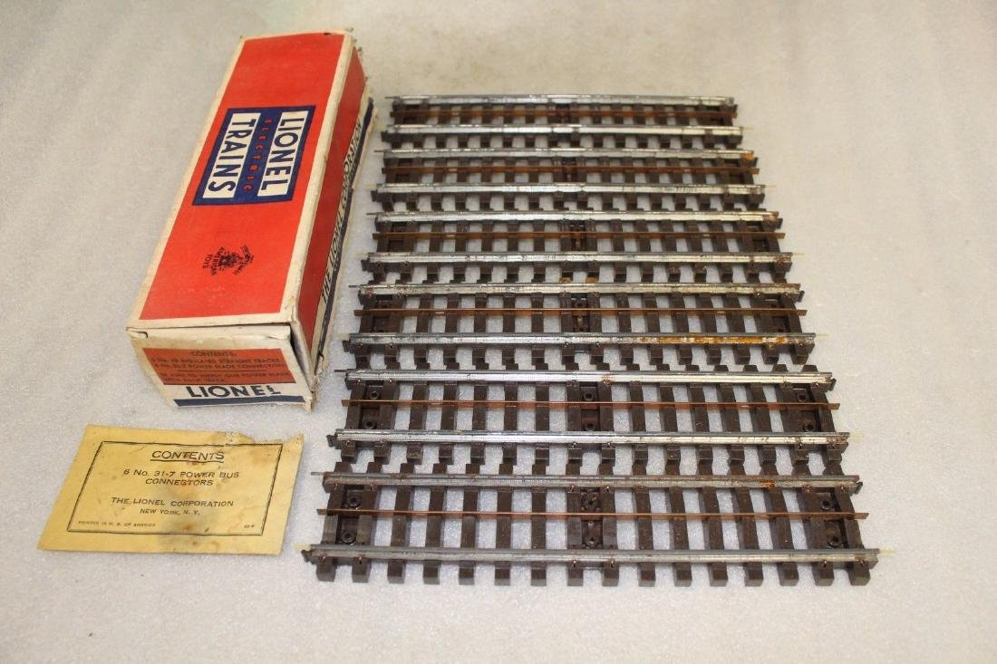 Lionel Postwar Box #48 Super Insulated Straight Track