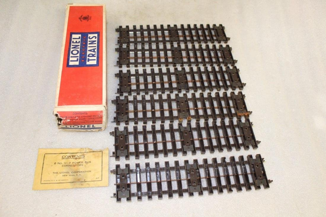 Lionel Postwar Box #48 Super Insulated Straight Track - 2