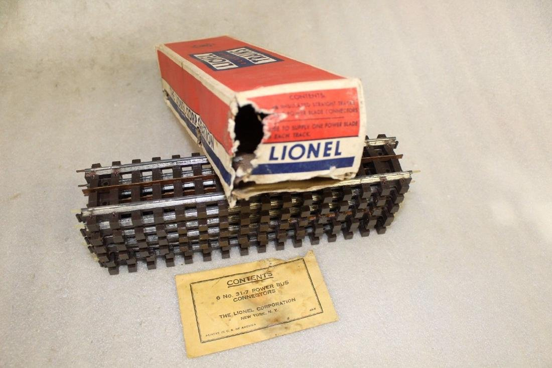 Lionel Postwar Box #48 Super Insulated Straight Track - 5