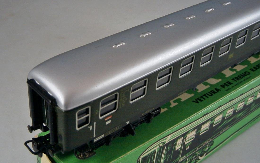 Märklin H0 4r D-train Carriages, 1st, 2nd Class - 5