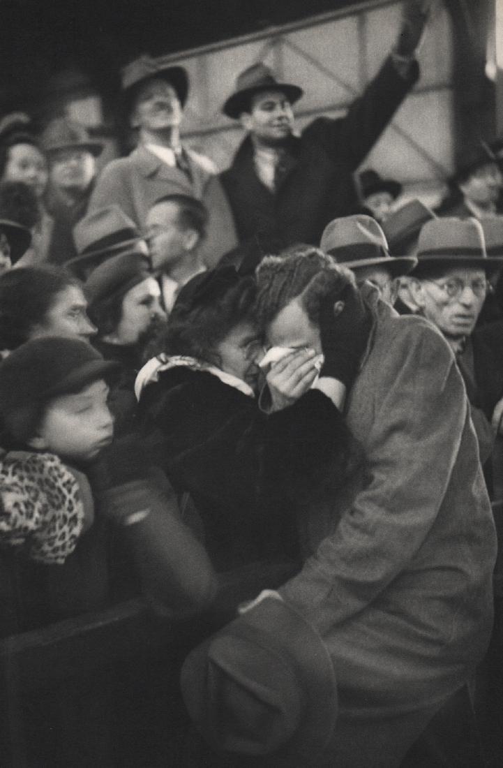 HENRI CARTIER-BRESSON - New York 1946