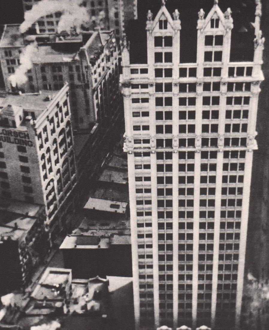 ALVIN LANGDON COBURN - House of a Thousand Windows