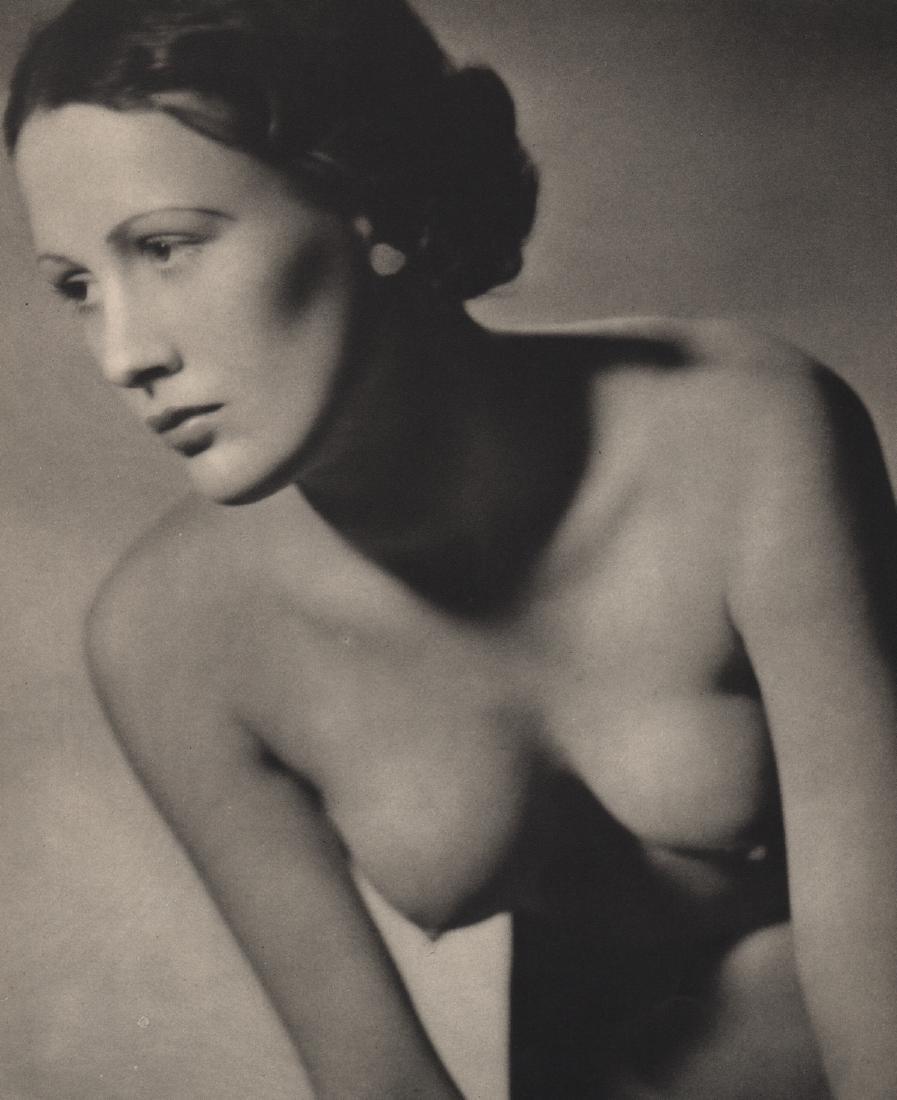 JOHN EVERARD - Nude