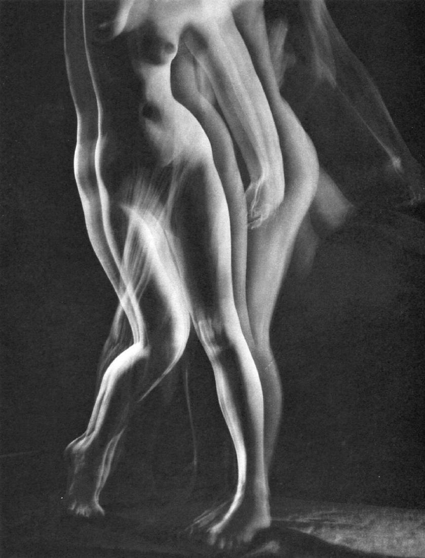 ALFRED GESCHEIDT -  Surrealist Nude