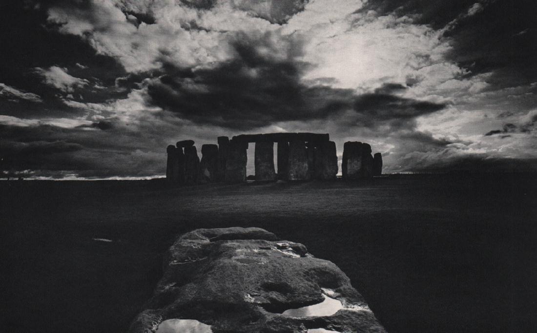 FRITZ HENLE - Stonehenge, 1961