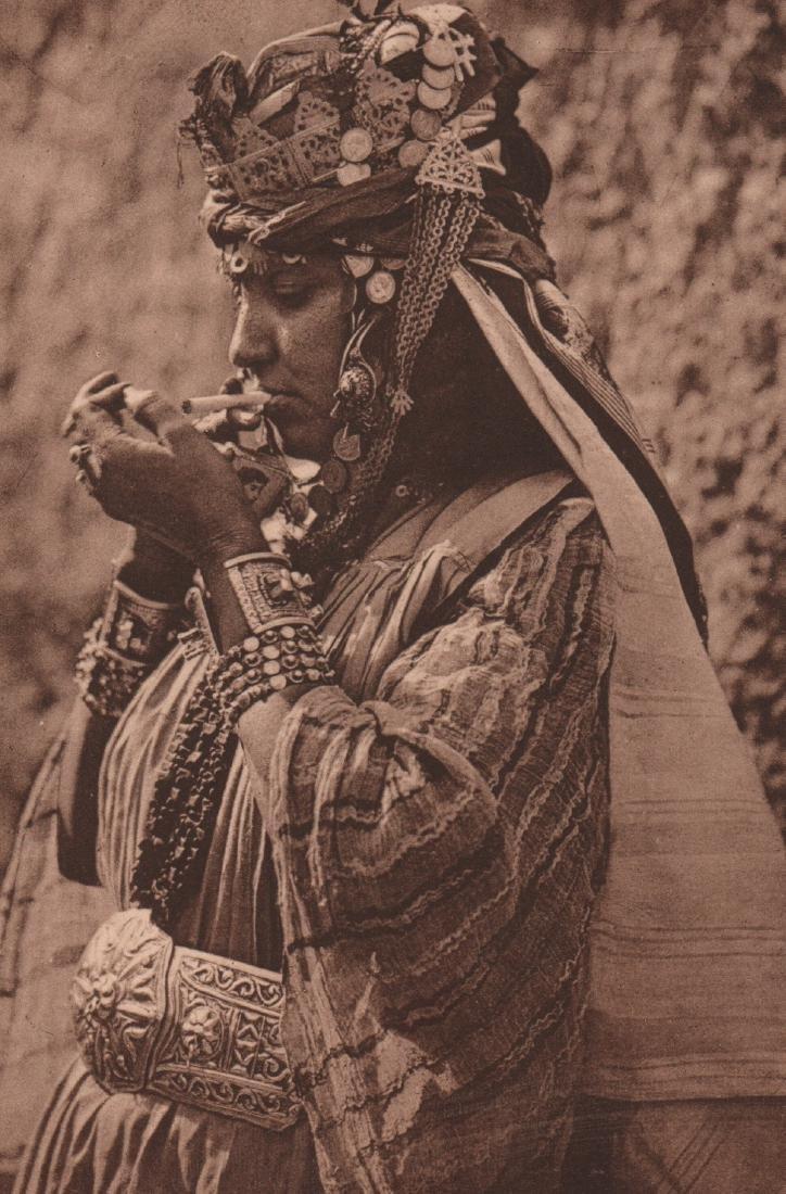 LEHNERT & LANDROCK - Ouled Naïl Woman