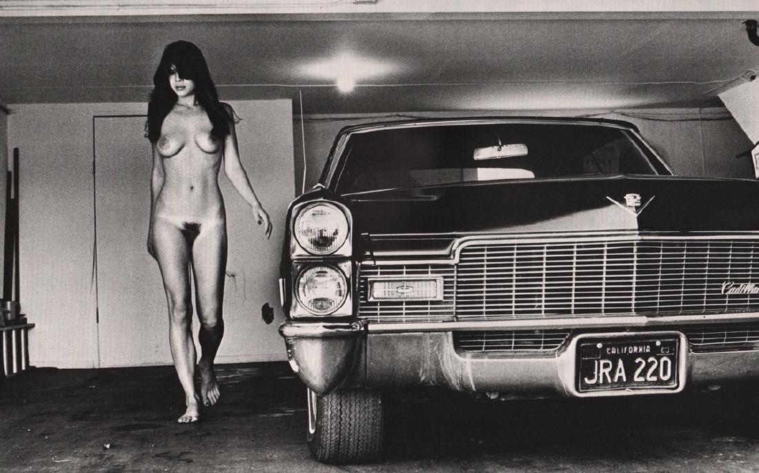 HELMUT NEWTON - Hollywood 1976