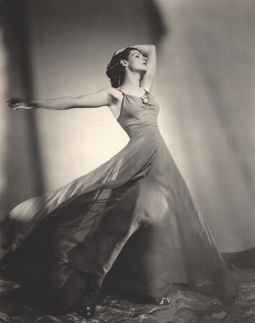 GEORGE PLATT-LYNES - Heidi Vosseler 1938
