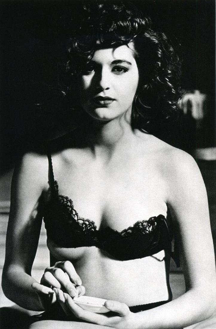 BETTINA RHEIMS  - Woman in Lace Bra
