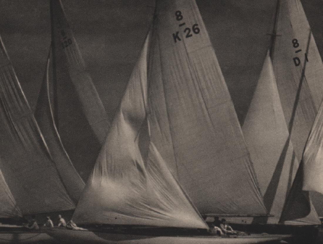 LENI RIEFENSTAHL - Eight Meter Boats