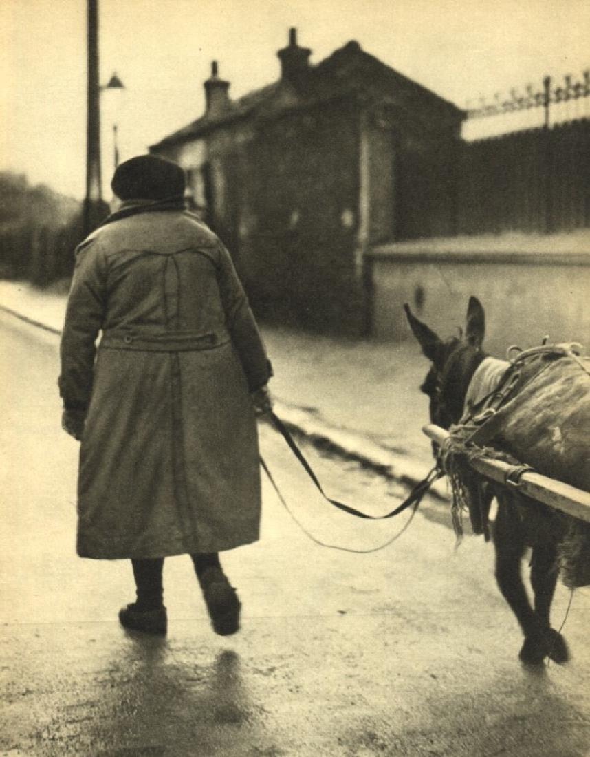 ROYE - Woman and Donkey