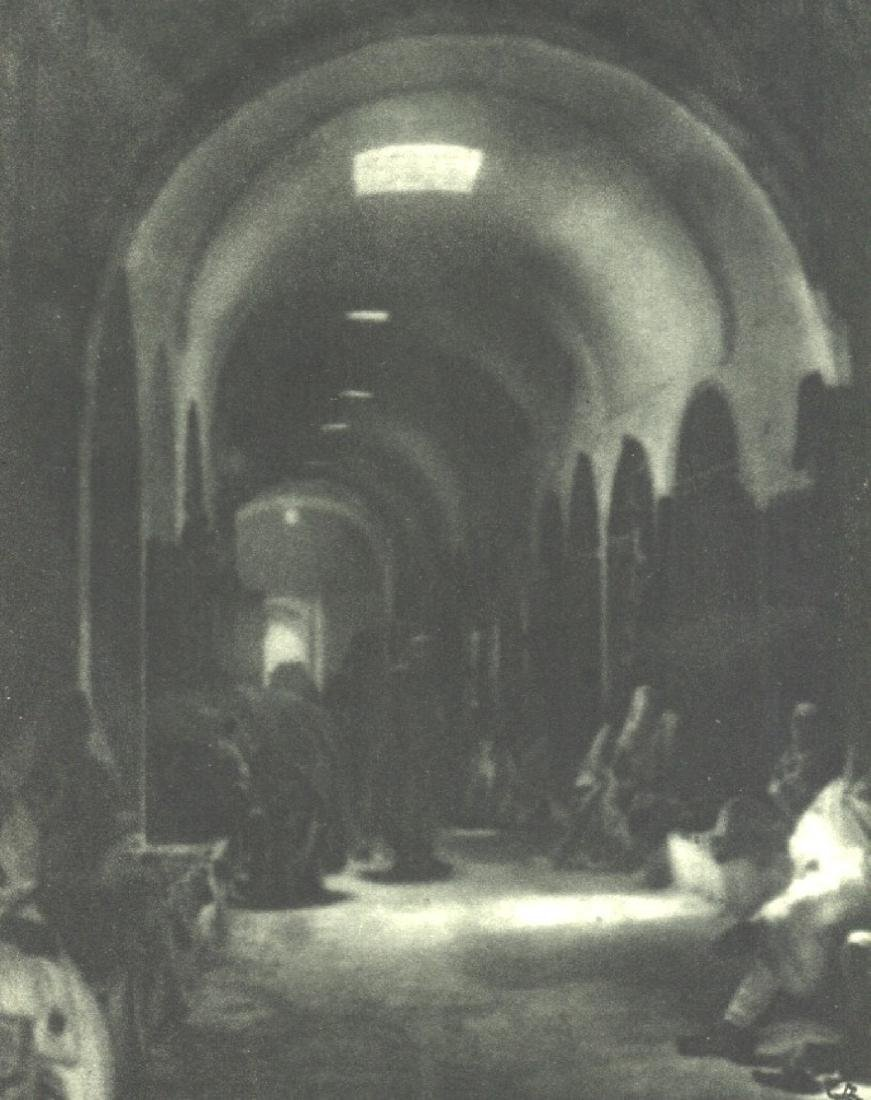 ARTHUR SCHUSTER - Arabischer Bazar