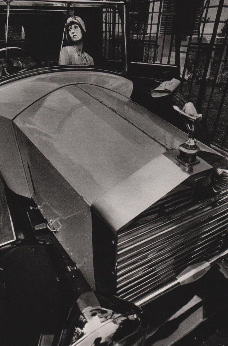 JEANLOUP SIEFF - Modephoto, Paris 1972