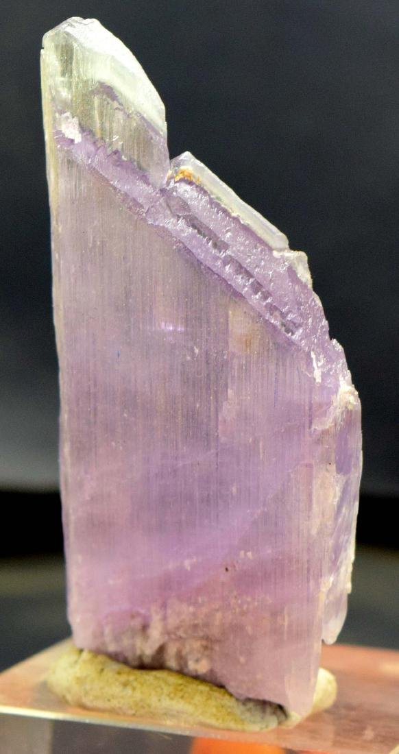88 Gram Terminated Natural Pink Kunzite Crystal