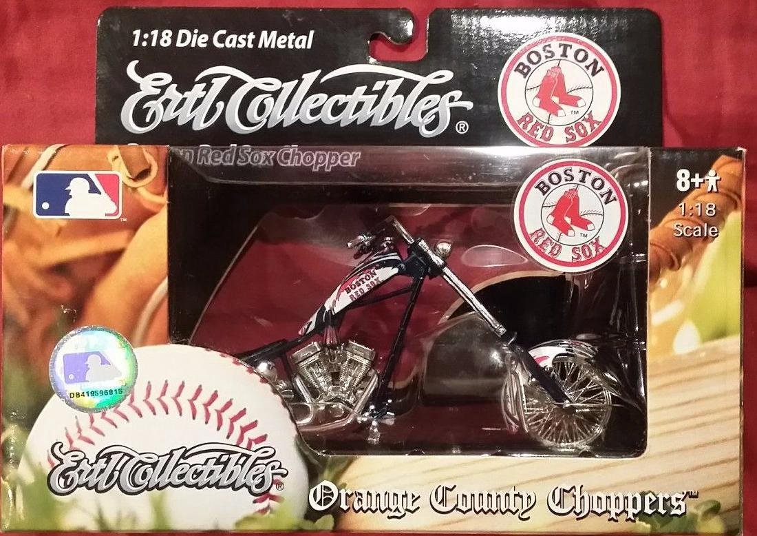 2006 Boston Red Sox Chopper 1:18 Die Cast Metal