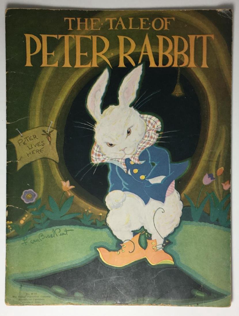 The Tales of Peter Rabbit Beatrix Potter 1921