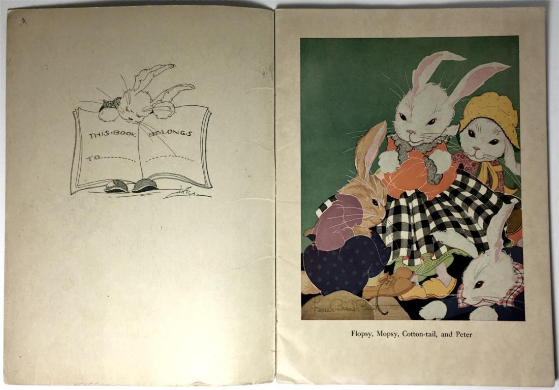 The Tales of Peter Rabbit Beatrix Potter 1921 - 2