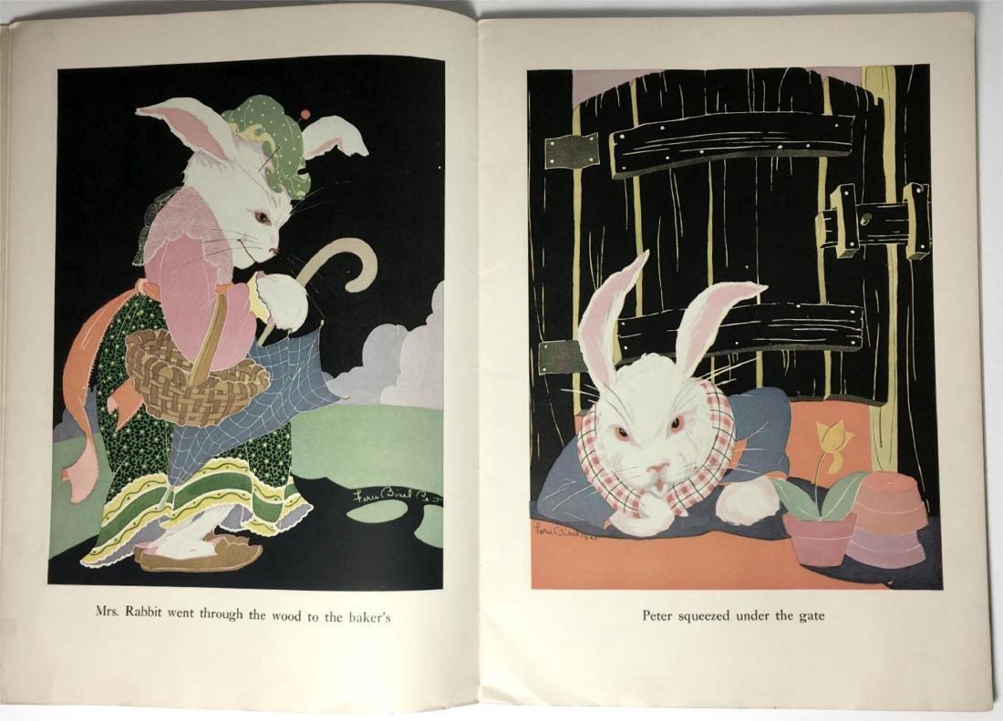The Tales of Peter Rabbit Beatrix Potter 1921 - 3