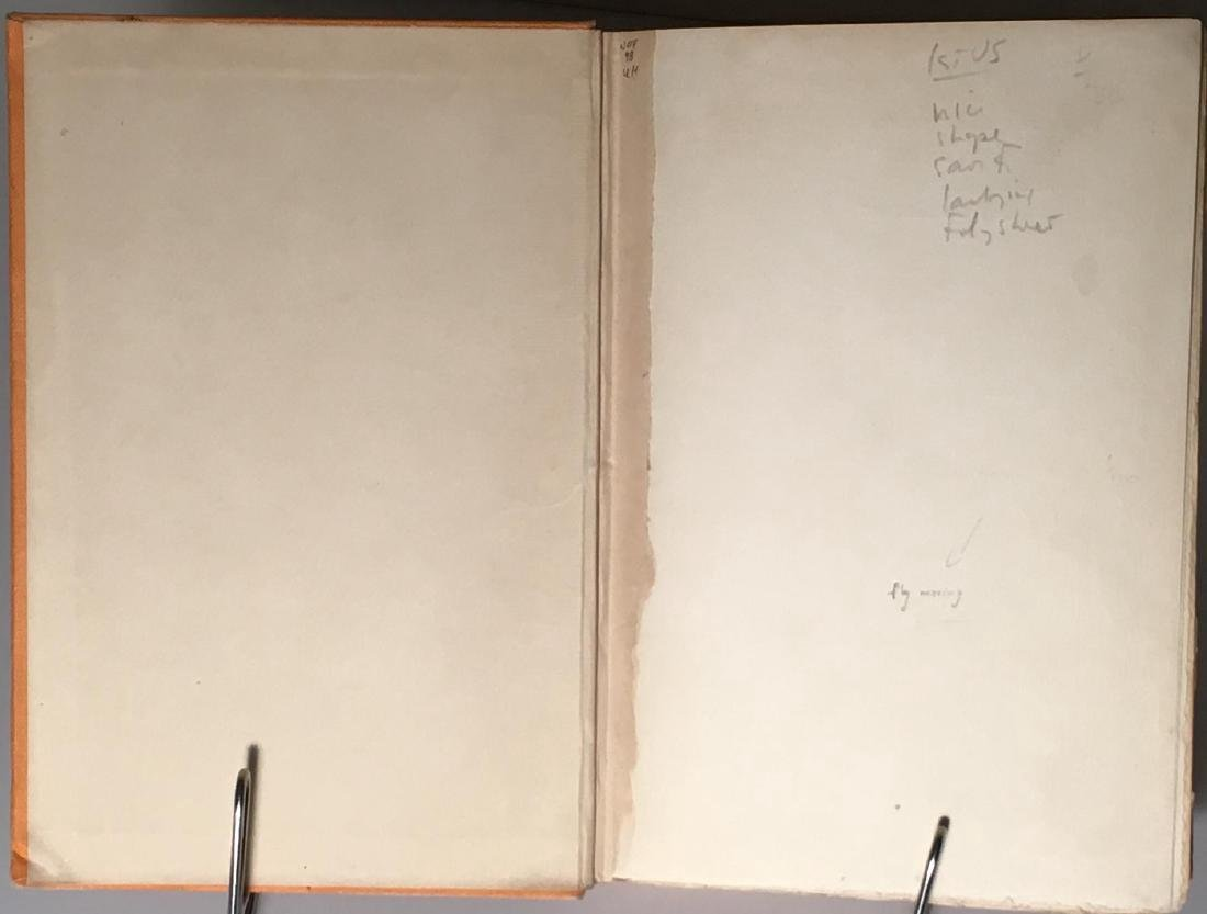 Jacob's Room Virginia Woolf First US Edition 1923 - 2
