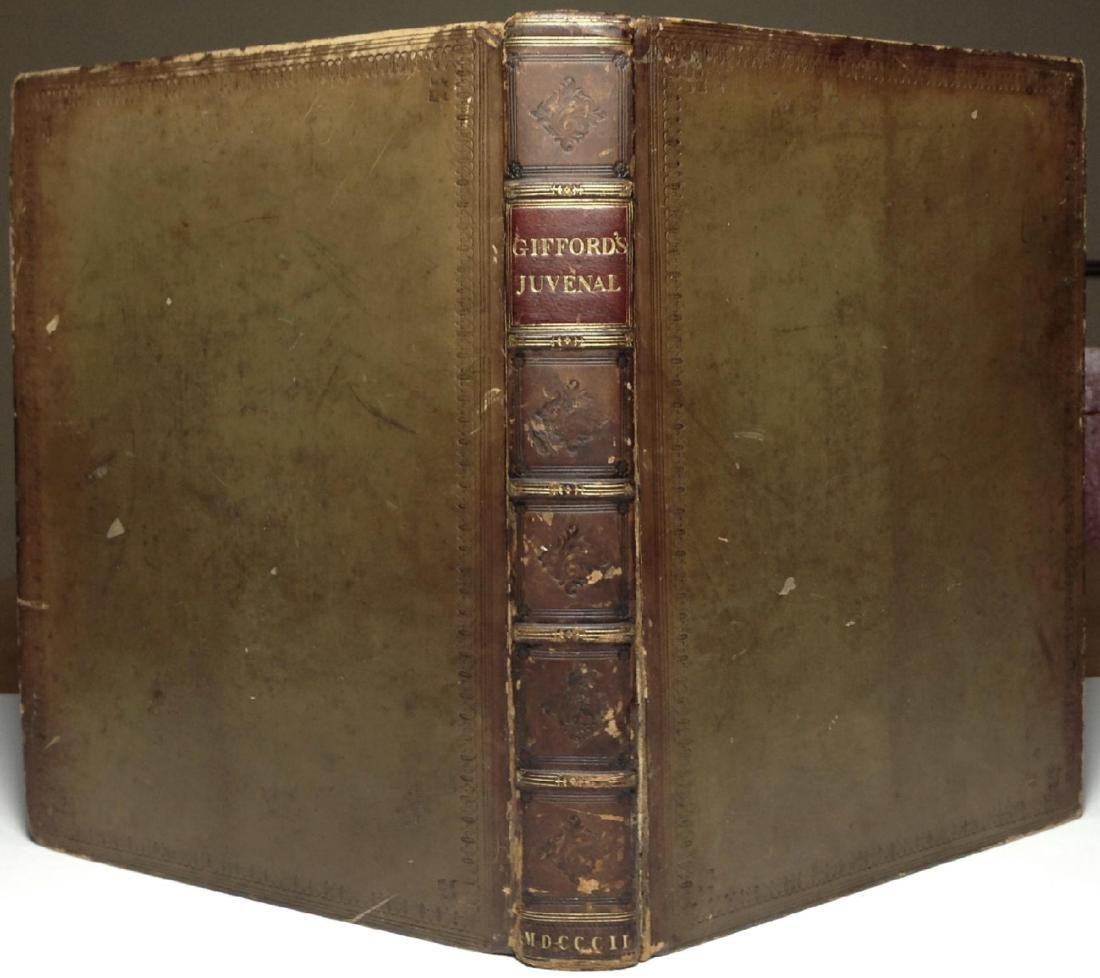 Satires of Decimus Junius Juvenalis Decimus 1802