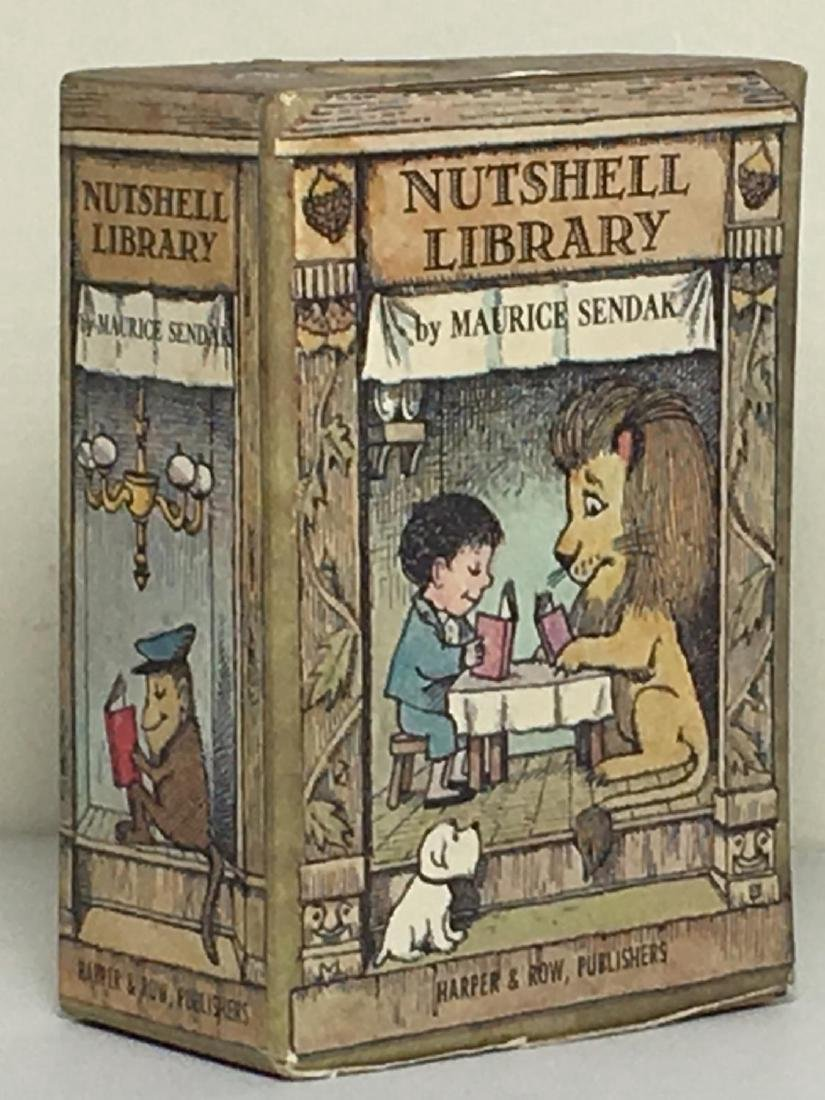 Pierre, One Was Johnny, Chicken Soup Illustrated Sendak