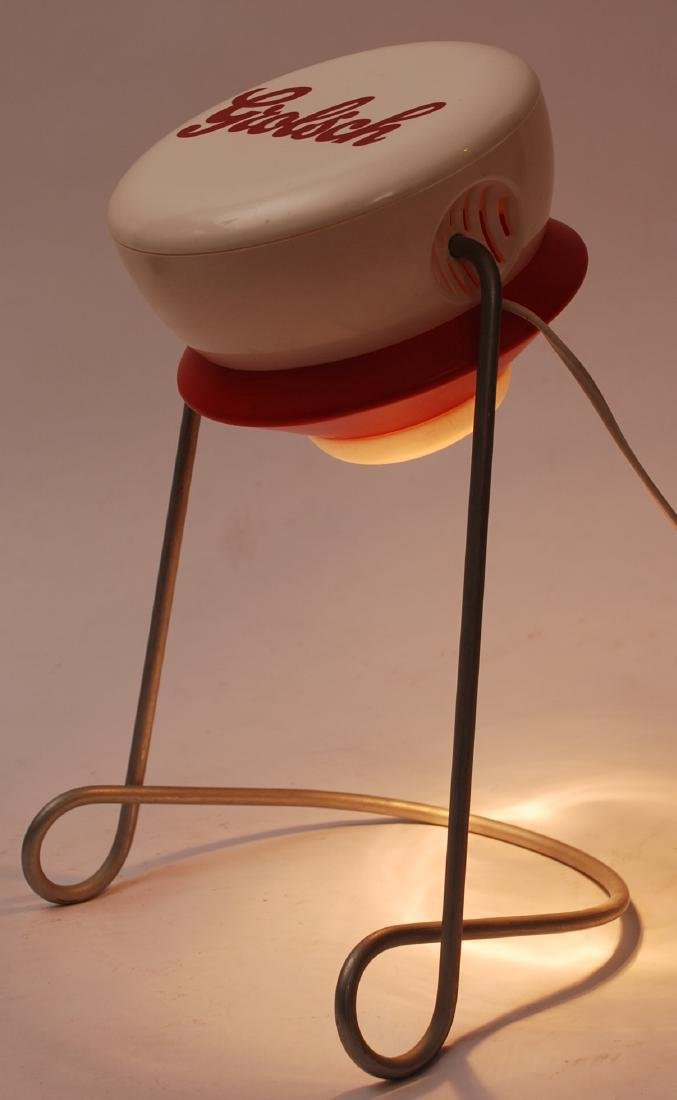Dutch Grolsch Desklamp - Beer Advertising Object - 4