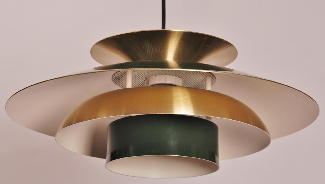 Retro Danish Pendant Lamp, 1980s