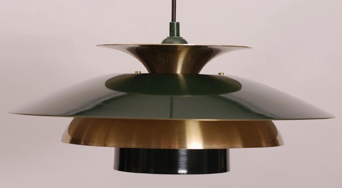 Retro Danish Pendant Lamp, 1980s - 2