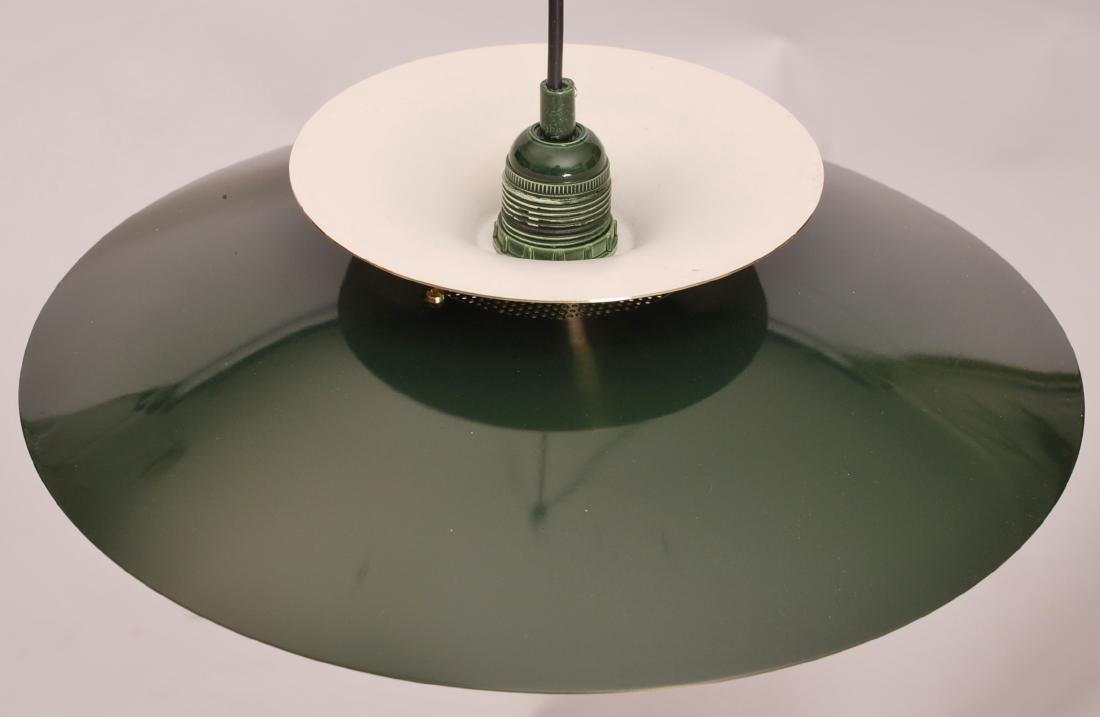 Retro Danish Pendant Lamp, 1980s - 3