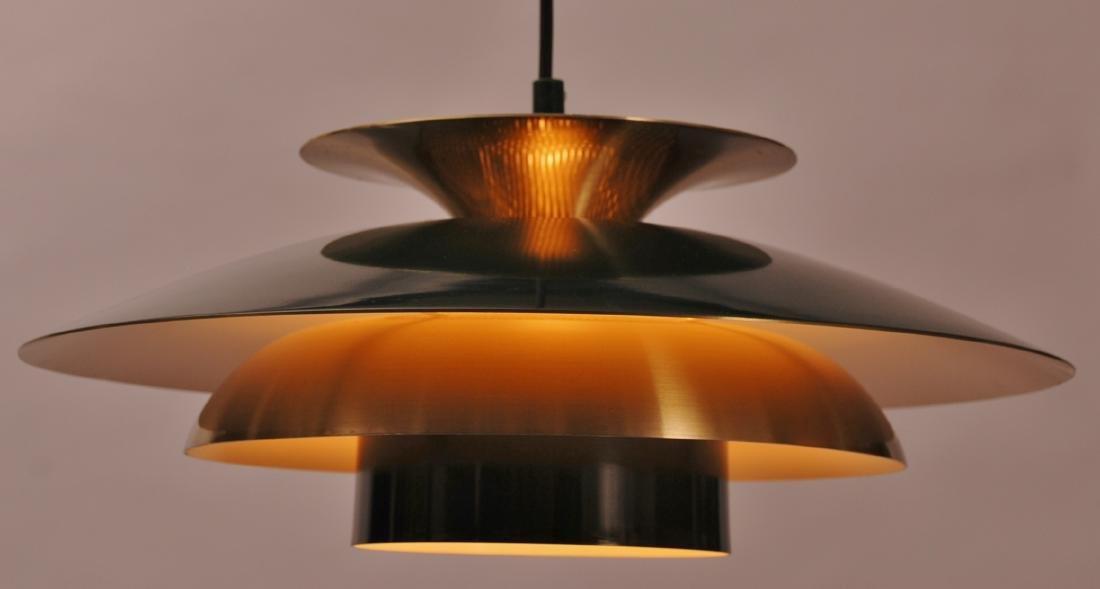 Retro Danish Pendant Lamp, 1980s - 5