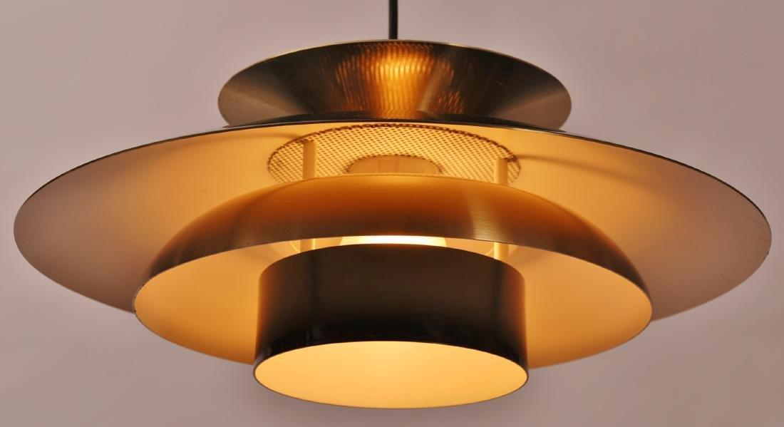 Retro Danish Pendant Lamp, 1980s - 6