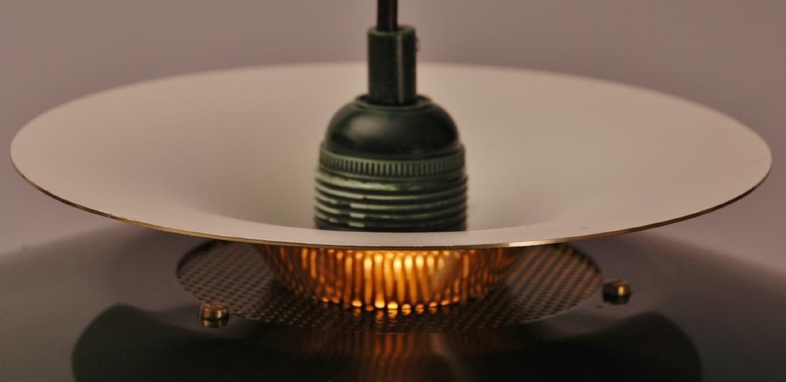 Retro Danish Pendant Lamp, 1980s - 7