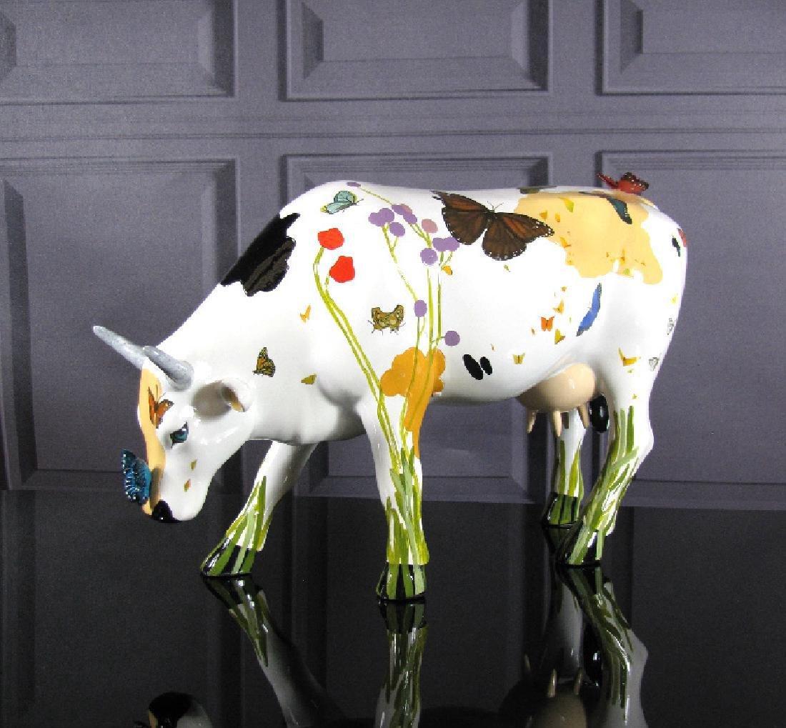 CowParade: Cow Ramona Large Statue