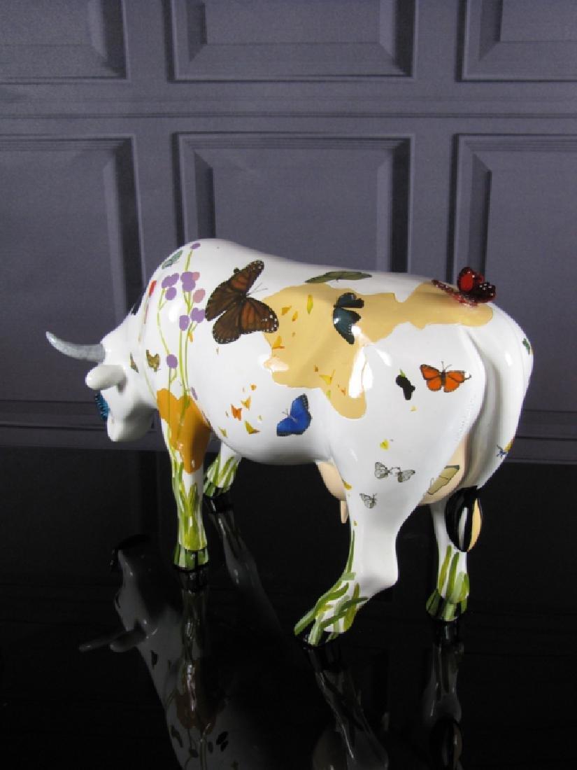 CowParade: Cow Ramona Large Statue - 2