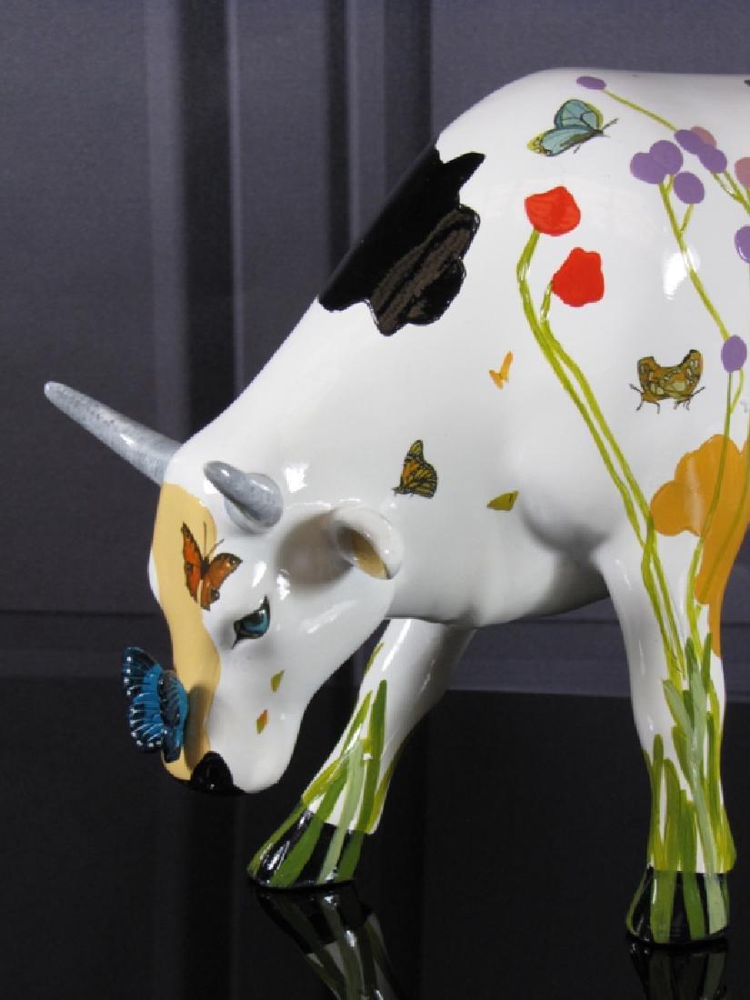 CowParade: Cow Ramona Large Statue - 3