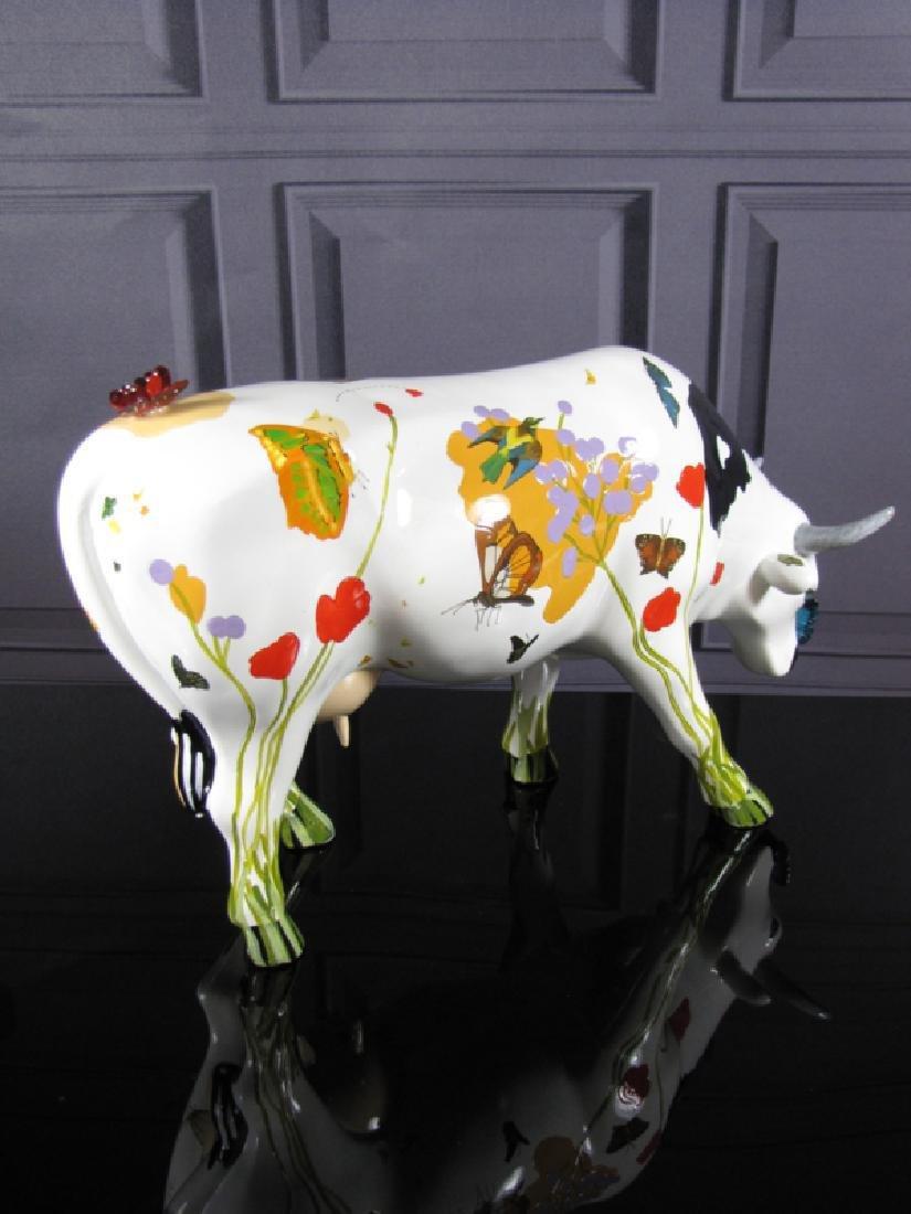CowParade: Cow Ramona Large Statue - 4