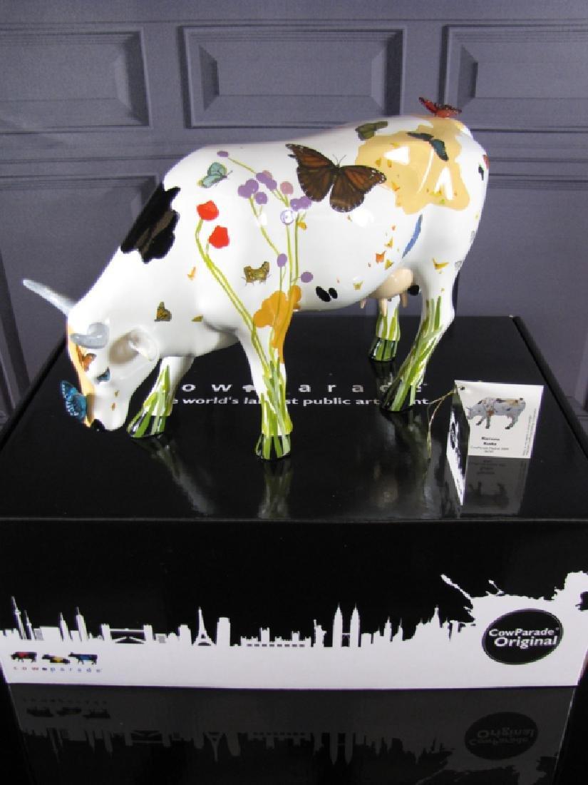 CowParade: Cow Ramona Large Statue - 6