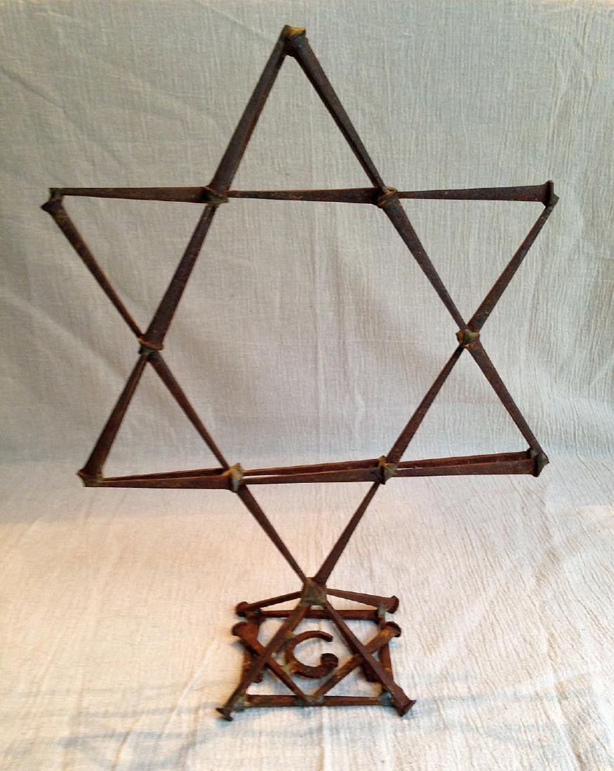 Masons Folk Art Star