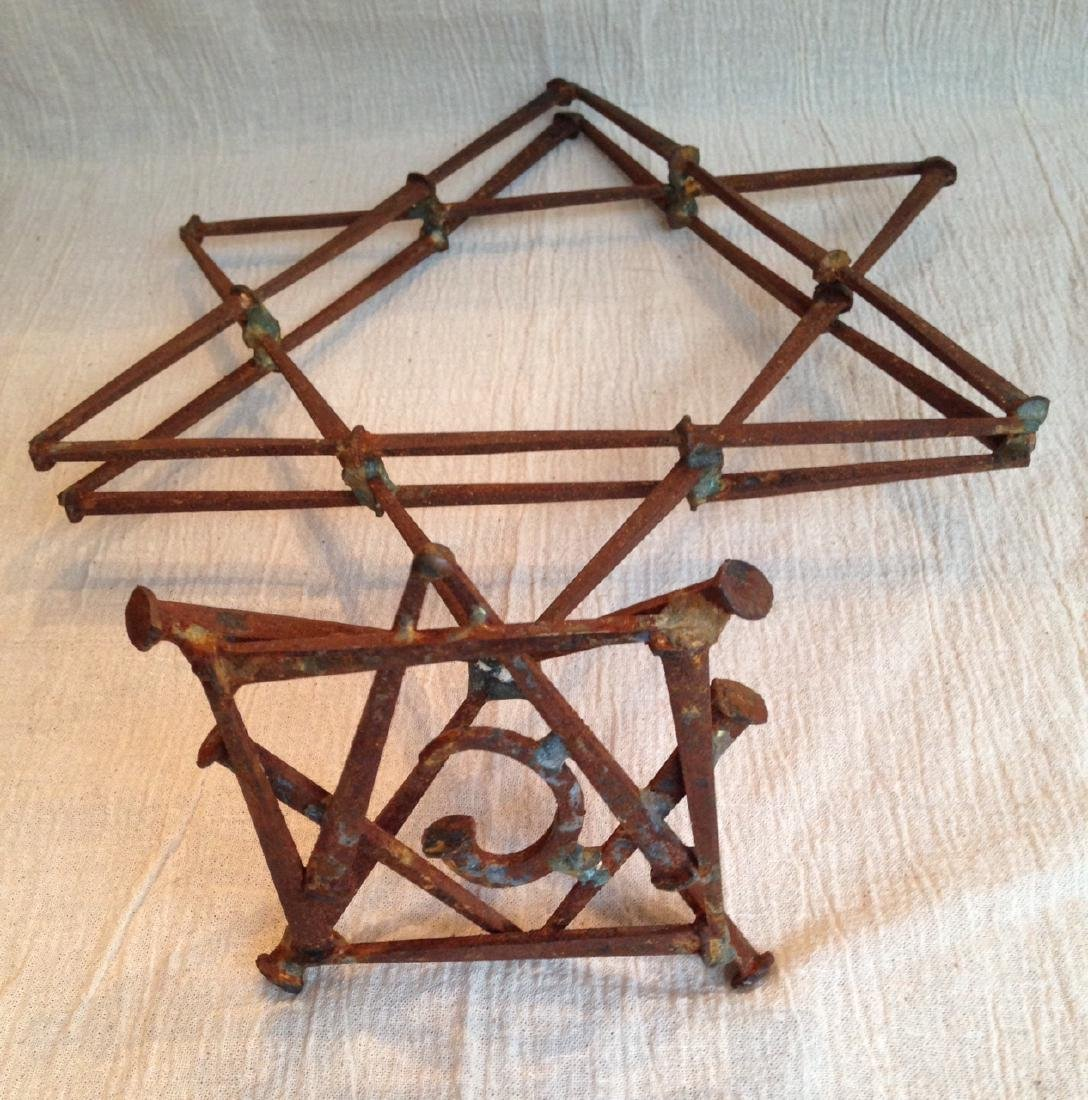 Masons Folk Art Star - 3