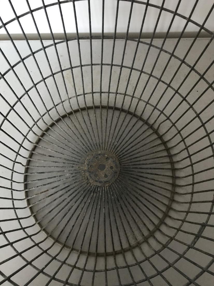 Old North Carolina Wire Oyster Basket - 2