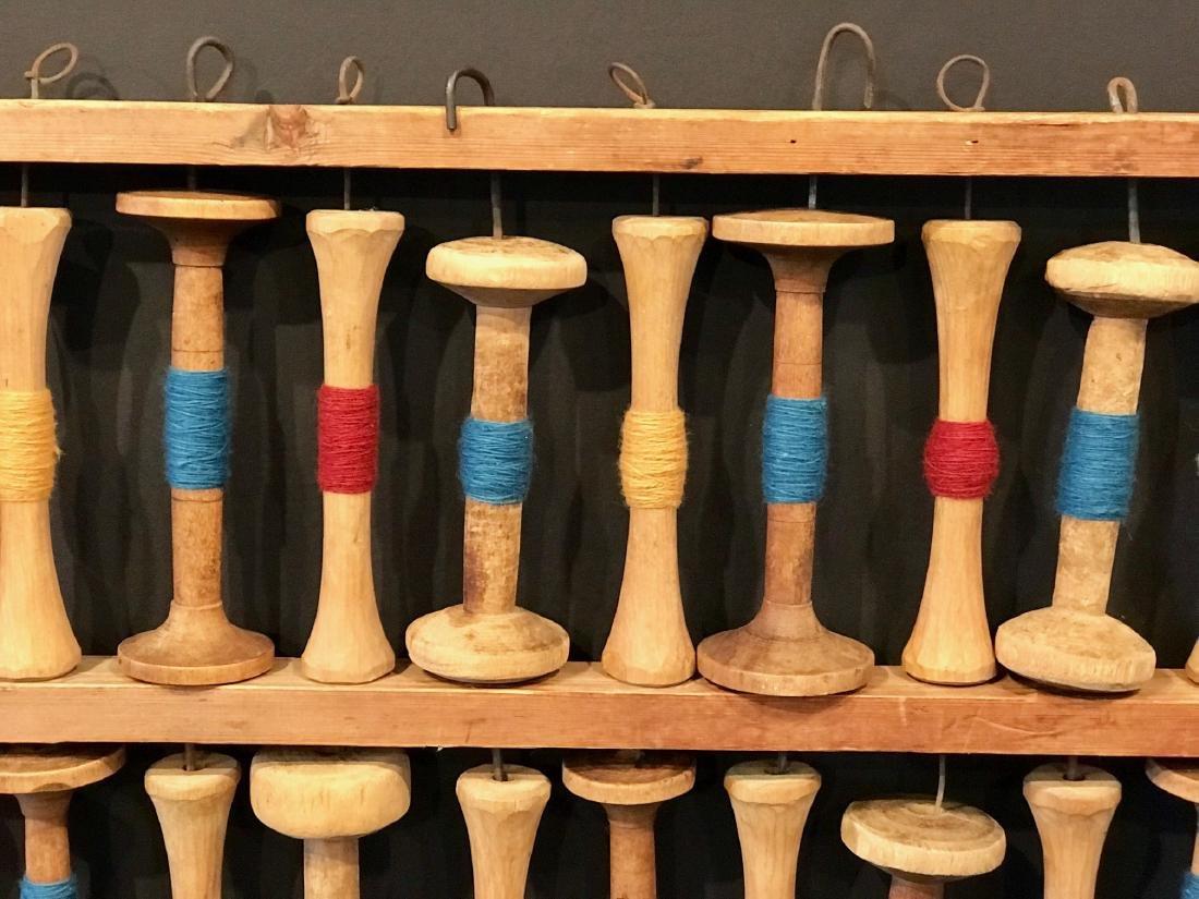 Mid 19th Century Weaver's Skarn - 4