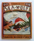 Signed Wisniewski Sea-Wolf First Edition First Printing