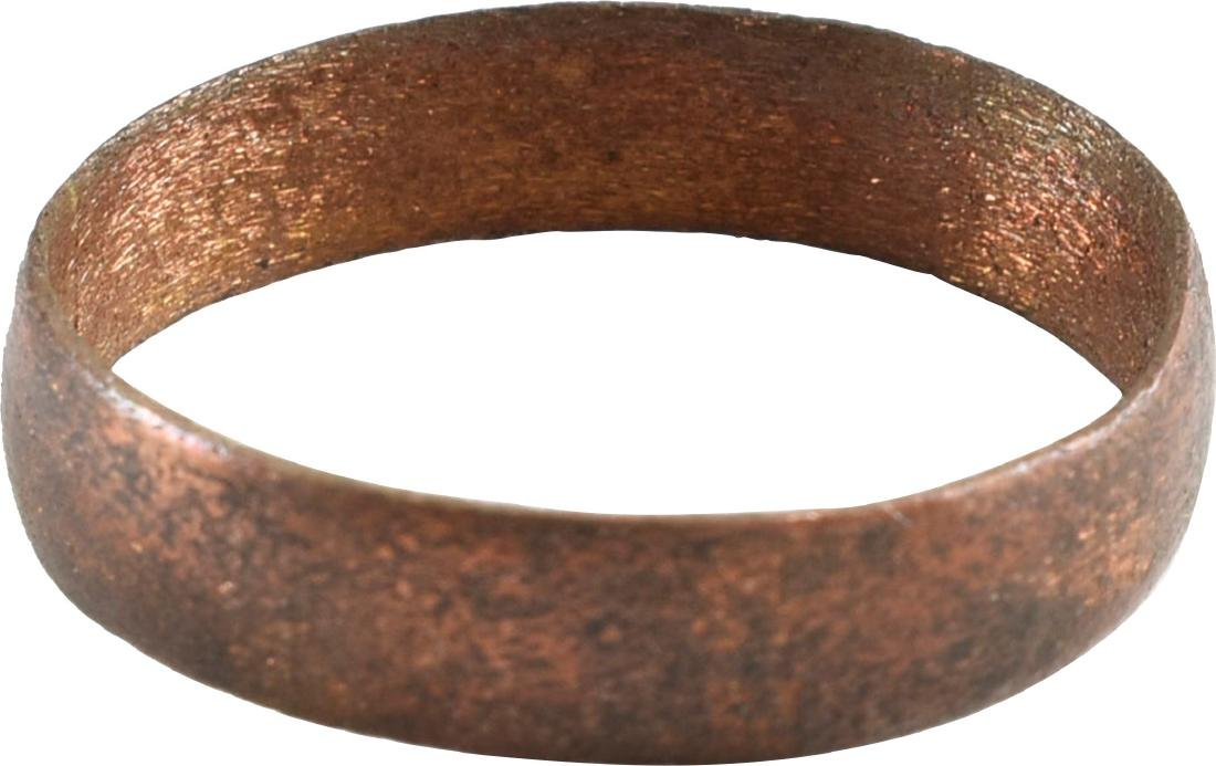EARLY VIKING WEDDING RING 10th-11th CENTURY