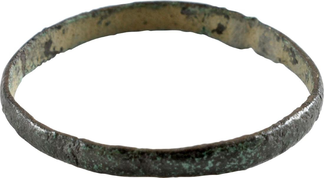 VIKING MAN'S WEDDING RING 9th-10th CENTURY