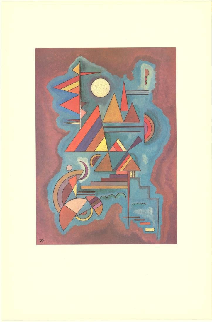 Wassily Kandinsky 3 Assorted Lithographs - 2