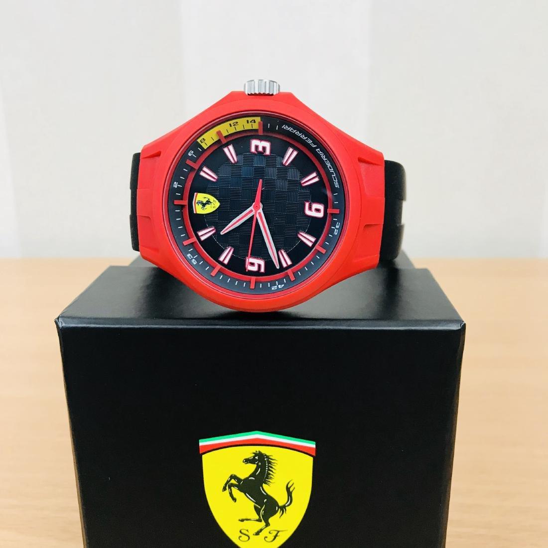 Scuderia Ferrari – Men's Wrist Watch – New With Box