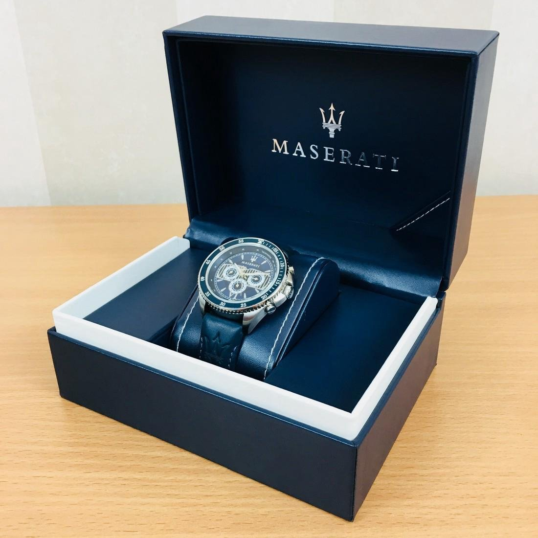 MASERATI – Men's Quartz Chronograph Watch - 3