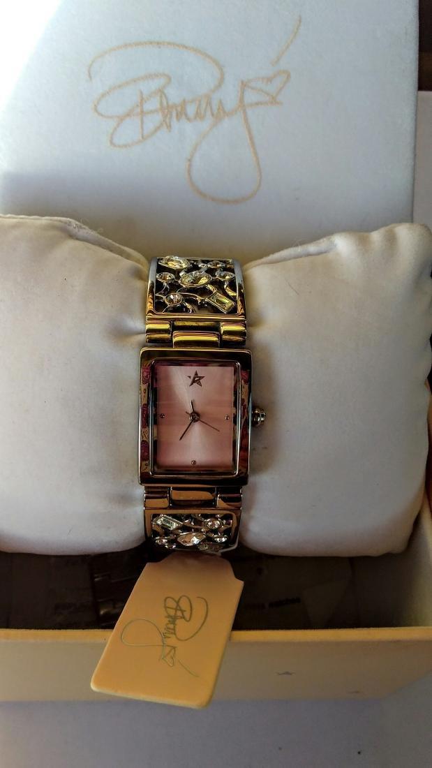 Genuine Pamela Anderson Swarovski Crystal Watch