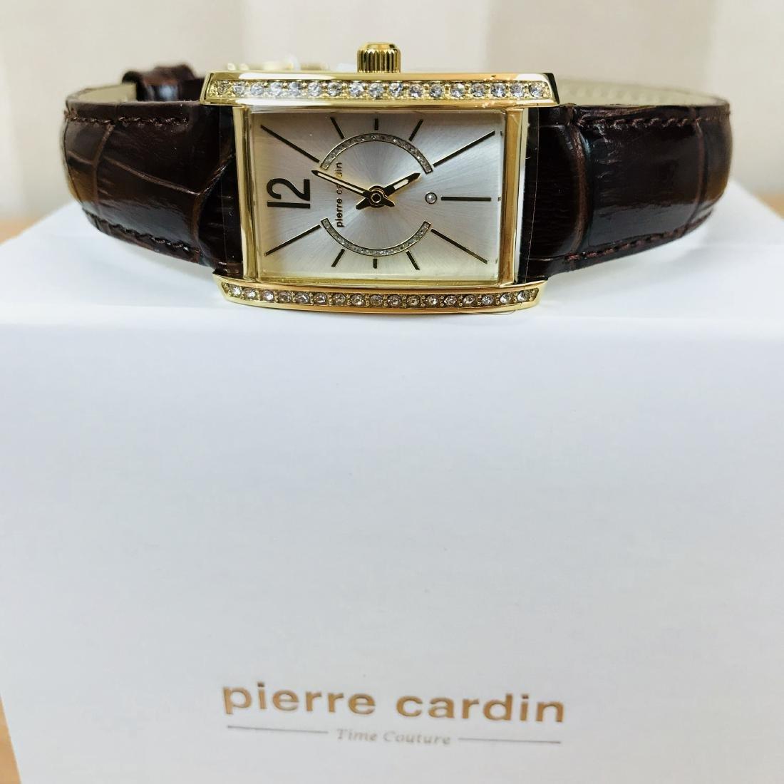 Pierre Cardin – Ladies Classic Stainless Steel Watch